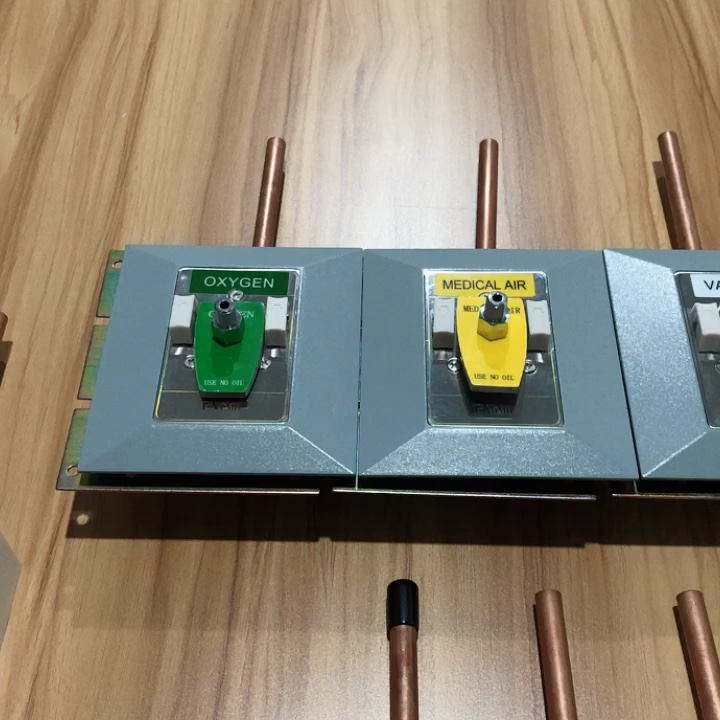Chemetron Series medical gas outlet Adapters With Patients