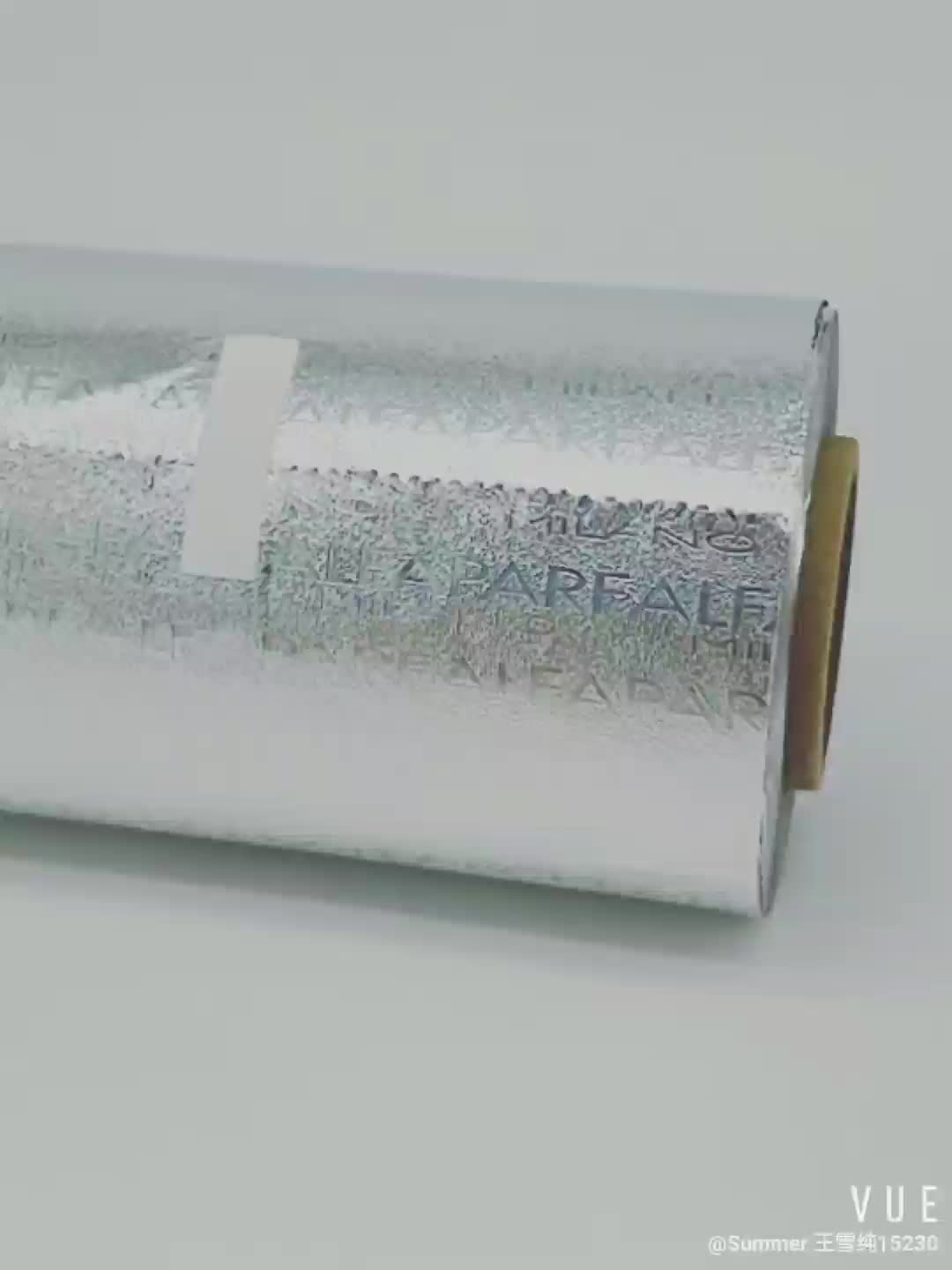 salon hair products for color pre cut hairdressing foil