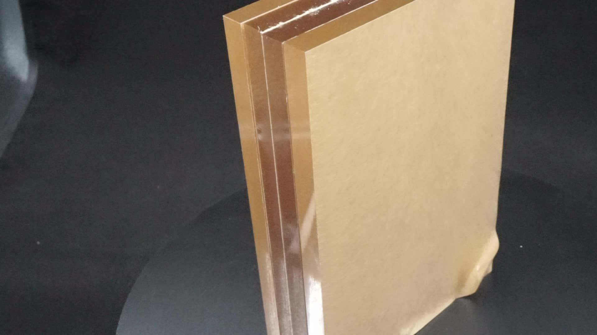 Anti Zerkratzt Acryl Blatt PMMA Transparent Kunststoff Preis