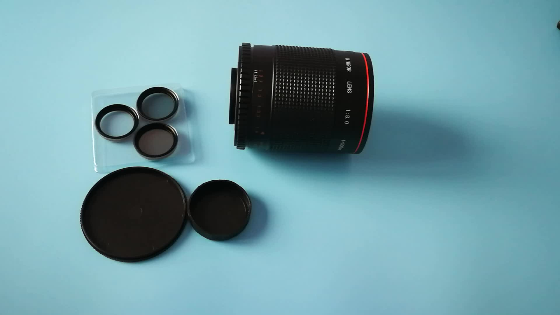 Assembly Lenses Camera lens CCTV with C-Mount S-Mount