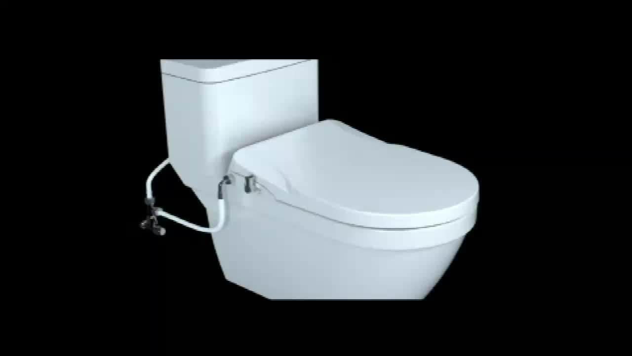 Non Electric Toilet Seat Bidet