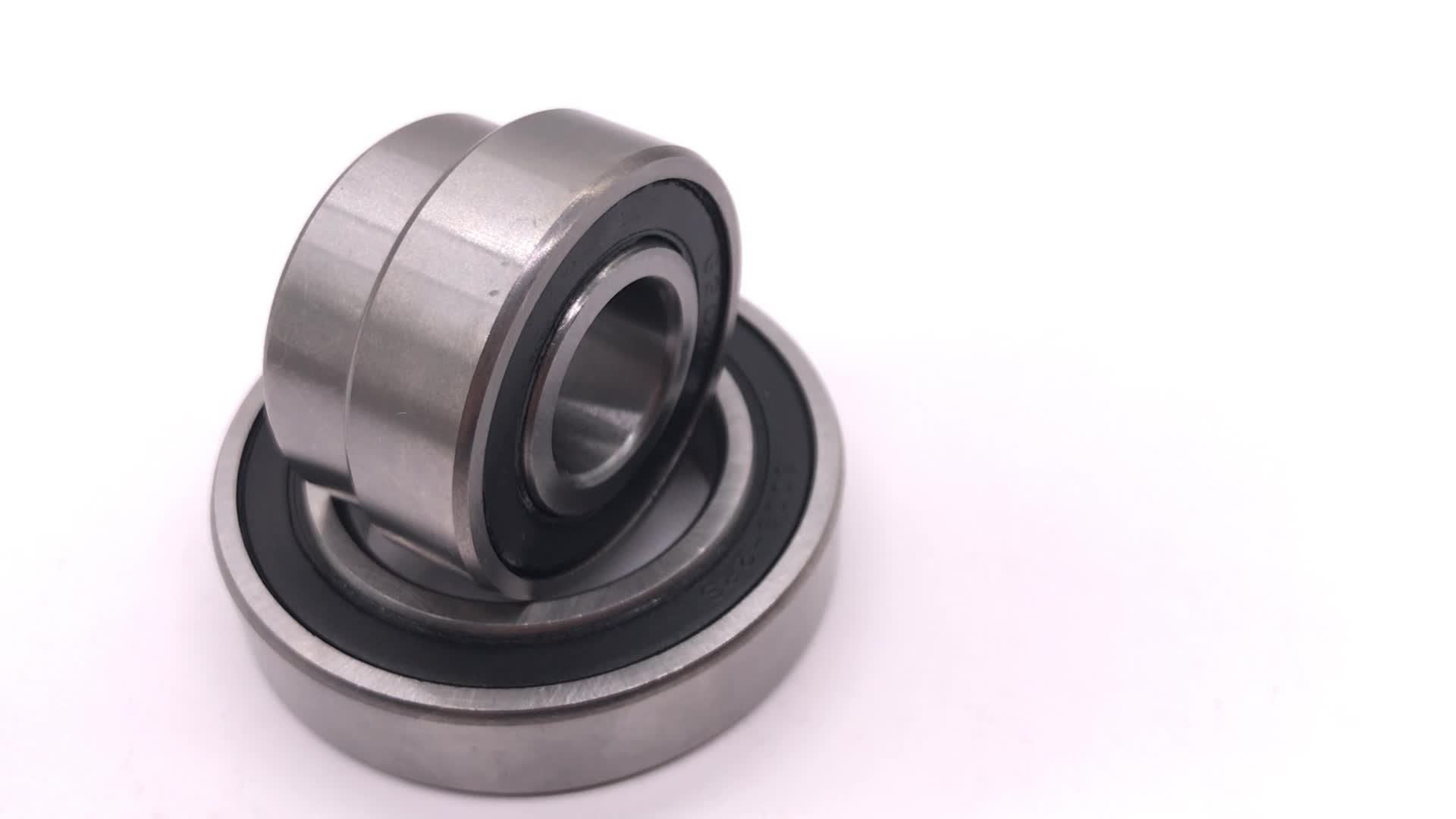 6309 du Bearing Low noise Deep Groove Ball Bearing 6309du Bearing 45*100*25