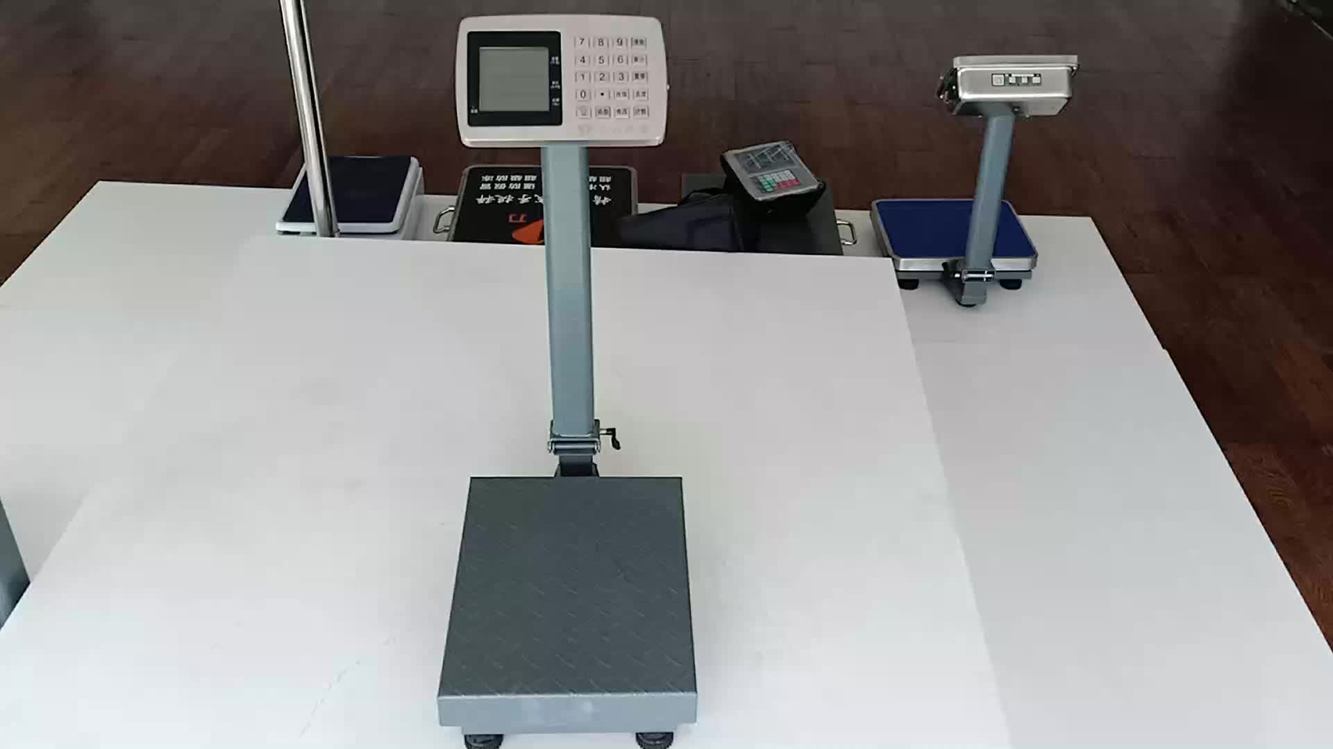 Digital Commercial Price platform weighing scale