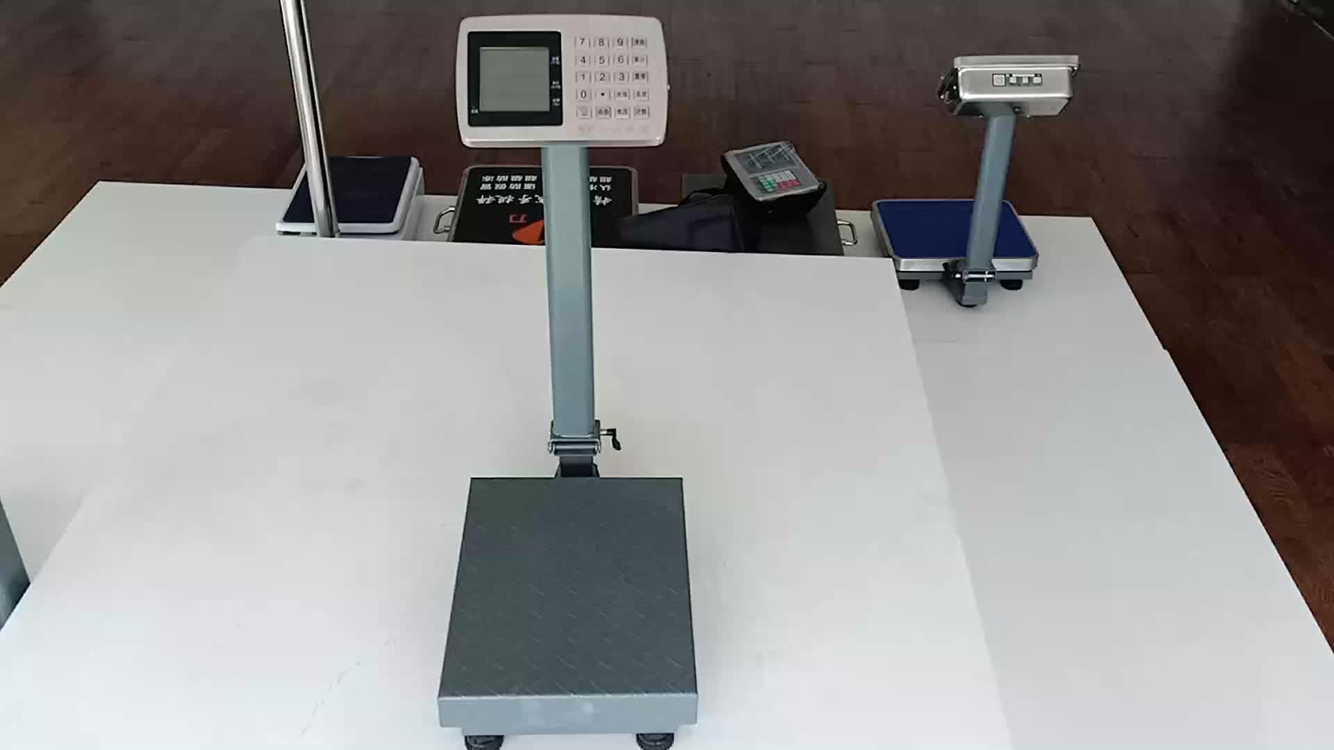 Digital Price Platform  Weighing Scale With Big Display