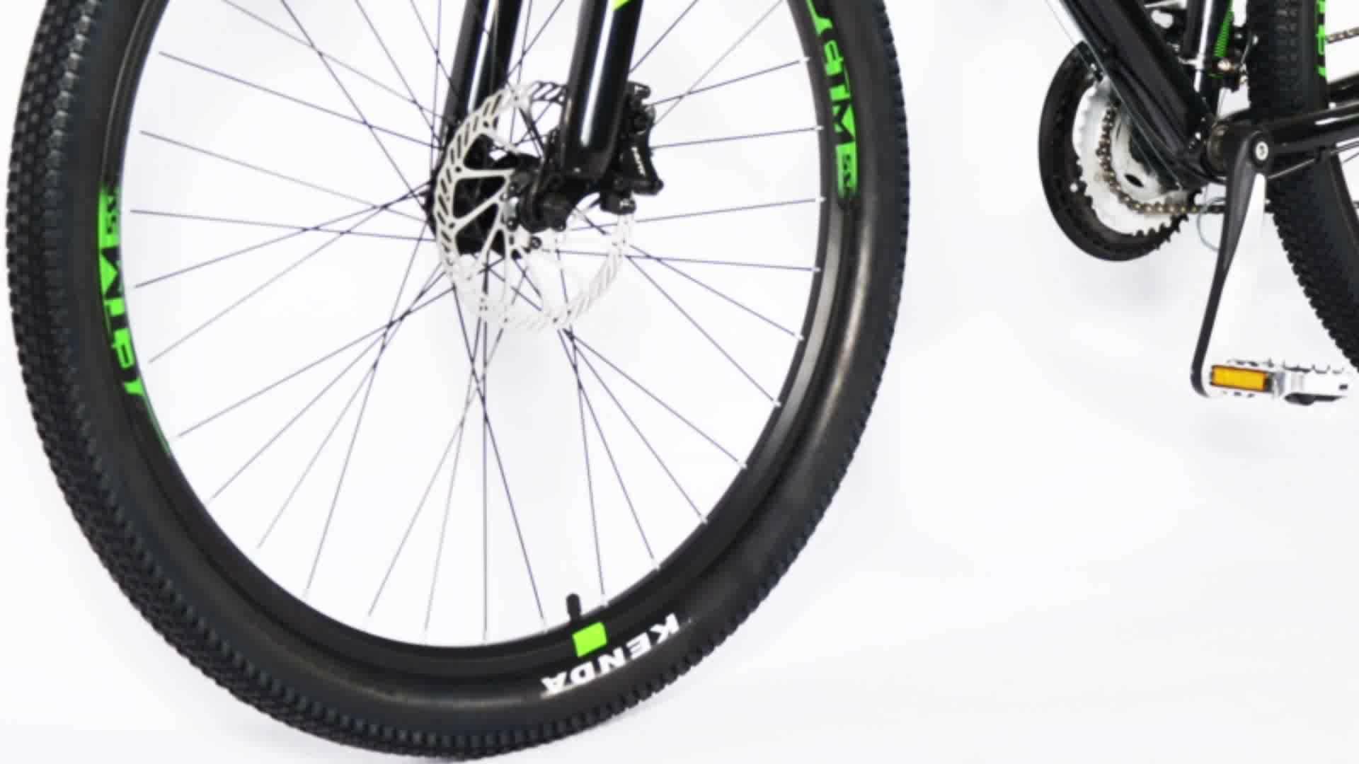 Bicicletas de montaña de 27,5 pulgadas, marco de acero de suspensión completa de aluminio, bicicleta de montaña a la venta