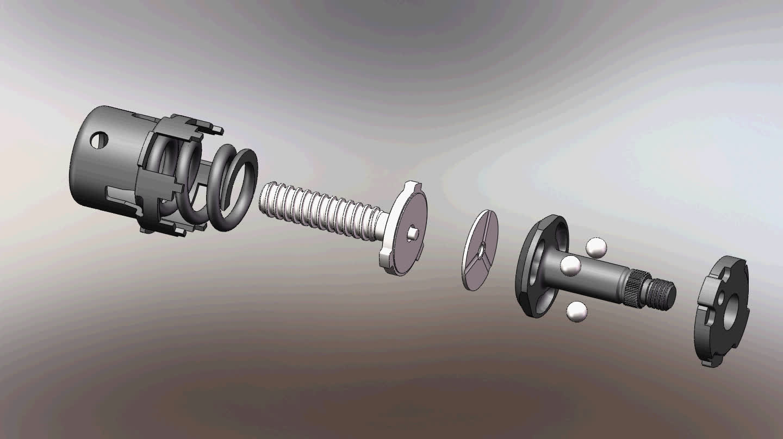 Pistón de la pinza de freno para Volkswagen Golf EOS 1K0615423A para Toyota Avensis 47730-05040 para Ford Focus 6G912D049GA para Opel astra