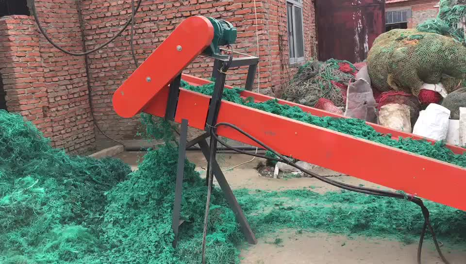 Industrial Old Cloth Crushing Machine/PP Yarn Crusher prices