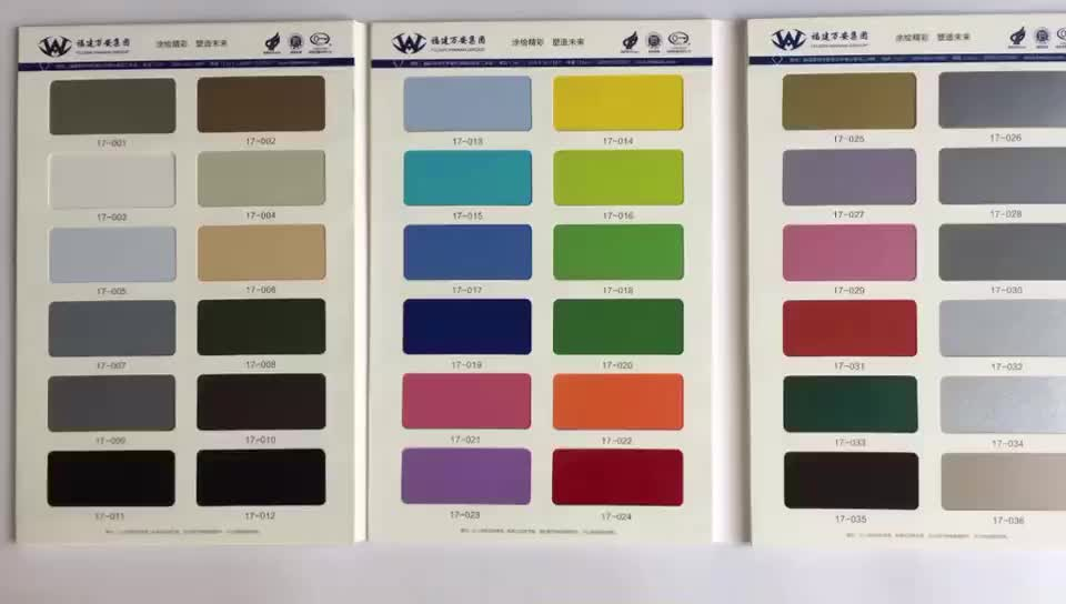 Car Spray Paint Customized Ral Color Chart Epoxy Polyester Powder