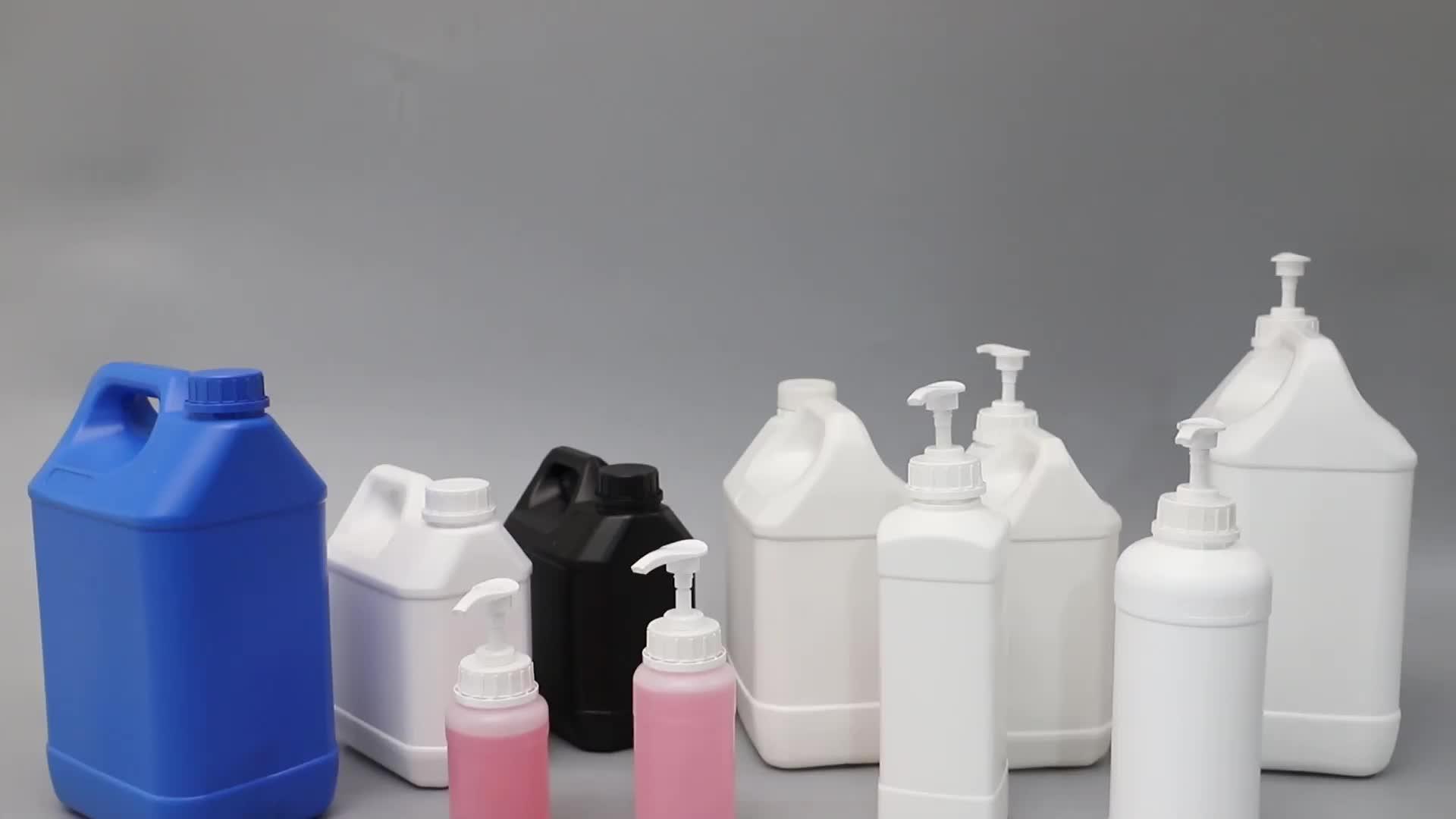 Пластиковый канистра для химических веществ, от 1 л до 10 л, 5 л