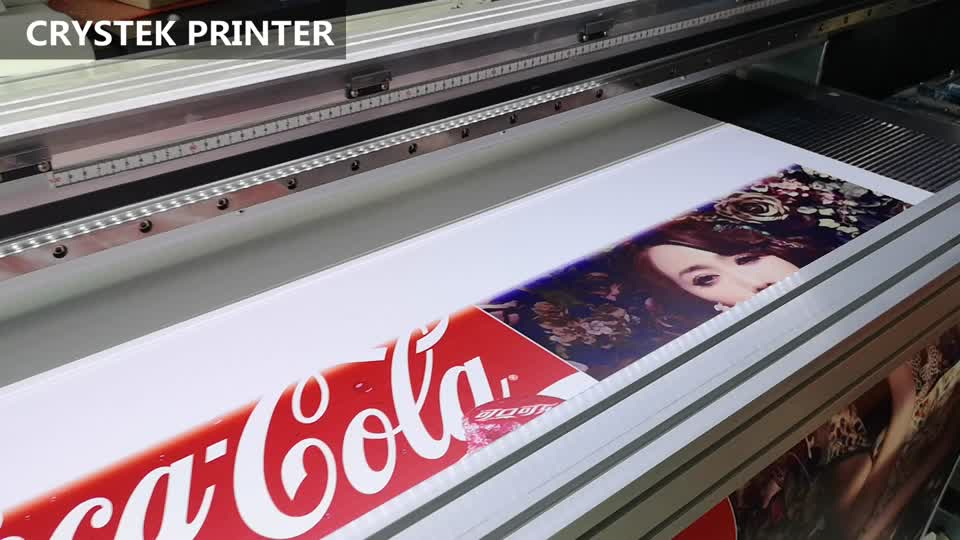 1.8m uv hybrid digital printer roll to roll and flatbed uv printer with 1440dpi high resolution