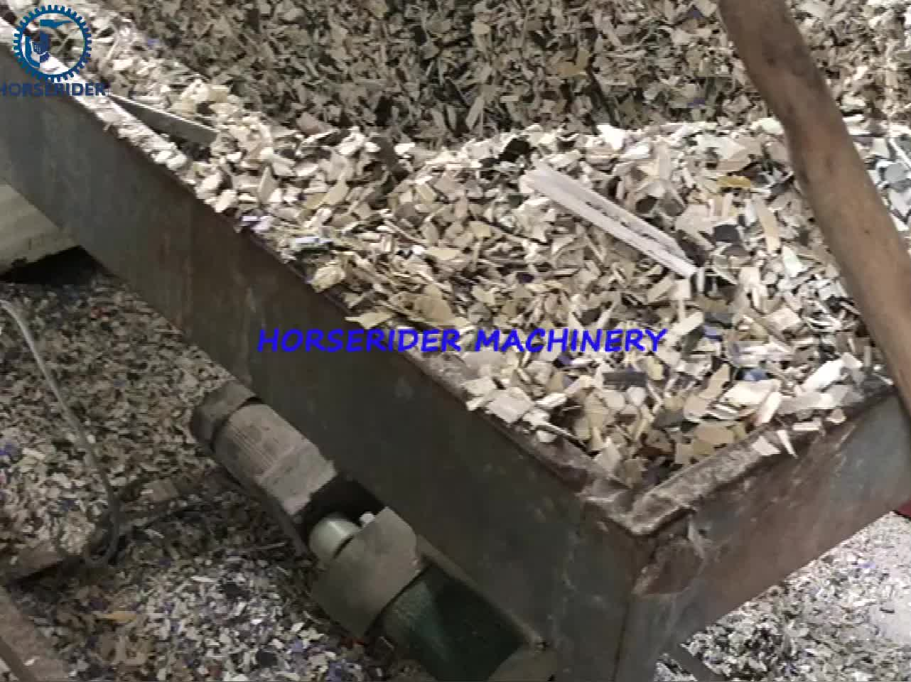 Plastic hdpe pe pipe scrap pellet pulverizer  grinder crushing machine