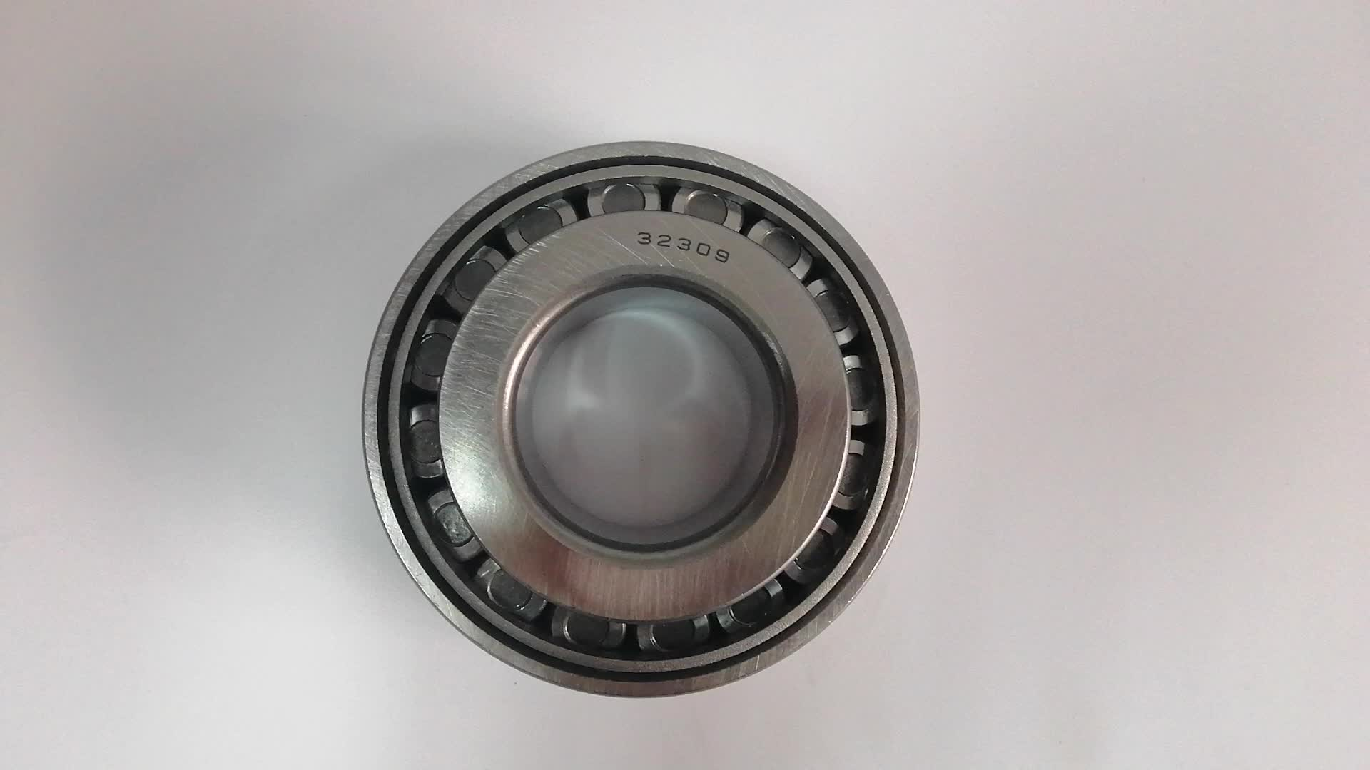 High quality single row stainless steel taper roller Deep Groove Ball bearing 32210