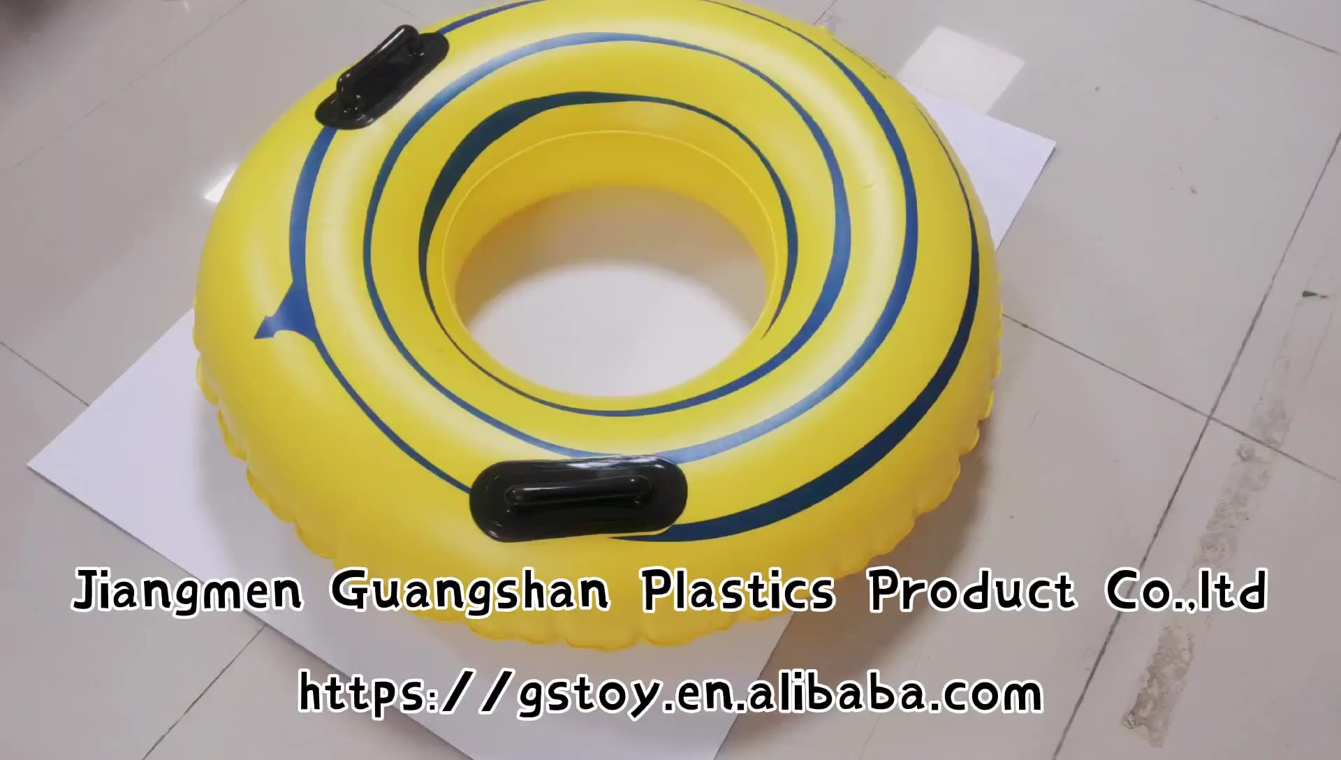 heavy duty inflatable river floating tube