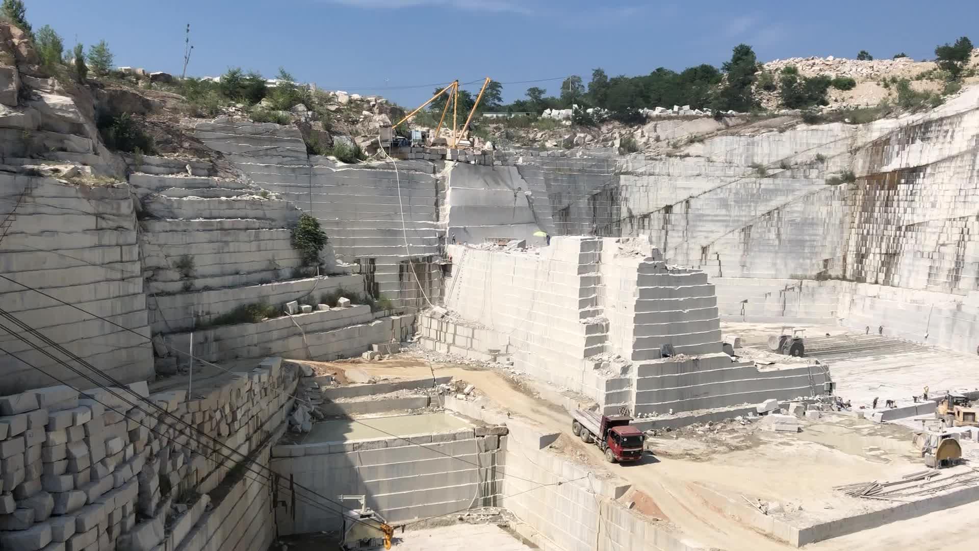 cheap grey granite  G603 granite grey white granite stone block
