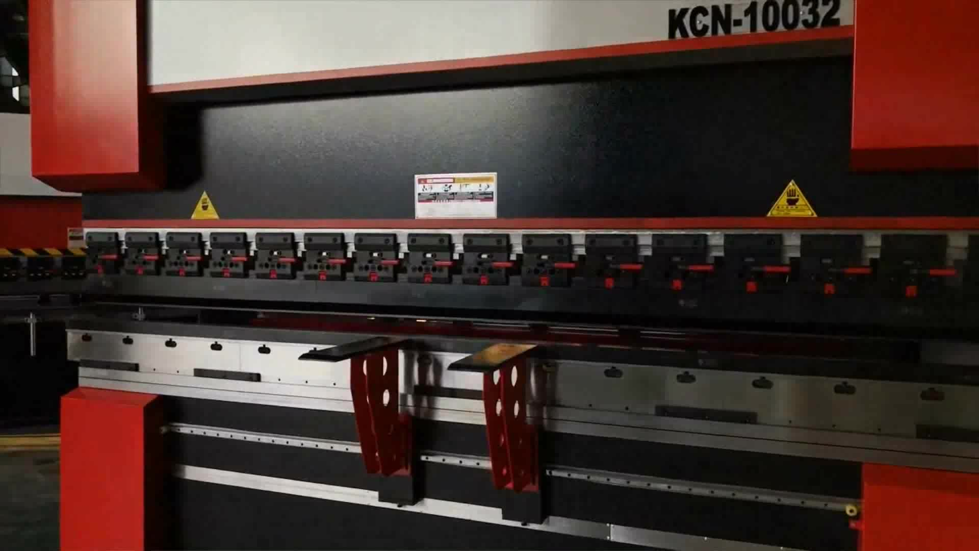 Factory Price hydraulic press brake cnc with good after-sale service,small mini cnc press brake supplier