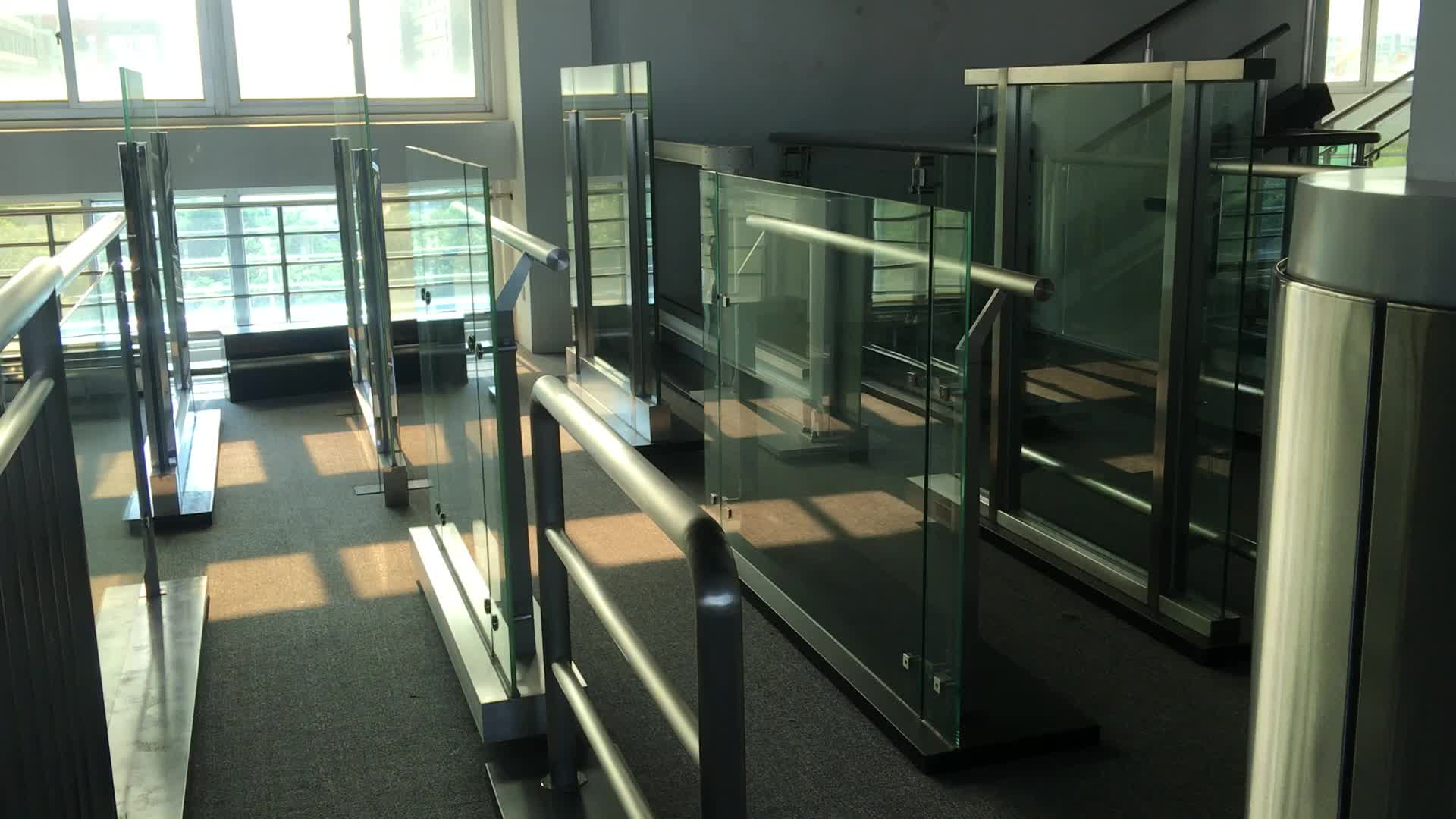 Wholesale Stainless Steel Glass Mirror Polished Handrail For Stair