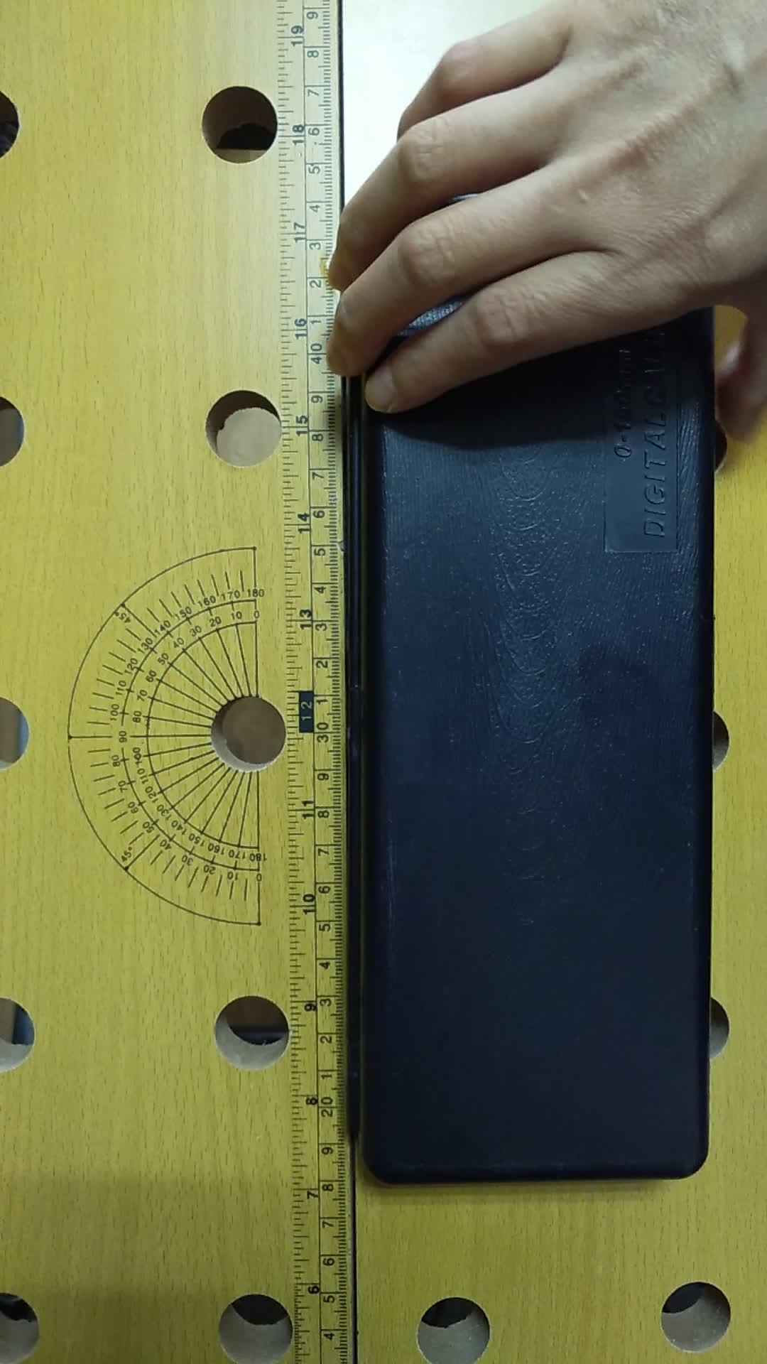 """Ucuz sıcak satış 6 """" / 150mm elektronik dijital kumpas uzun çene"""