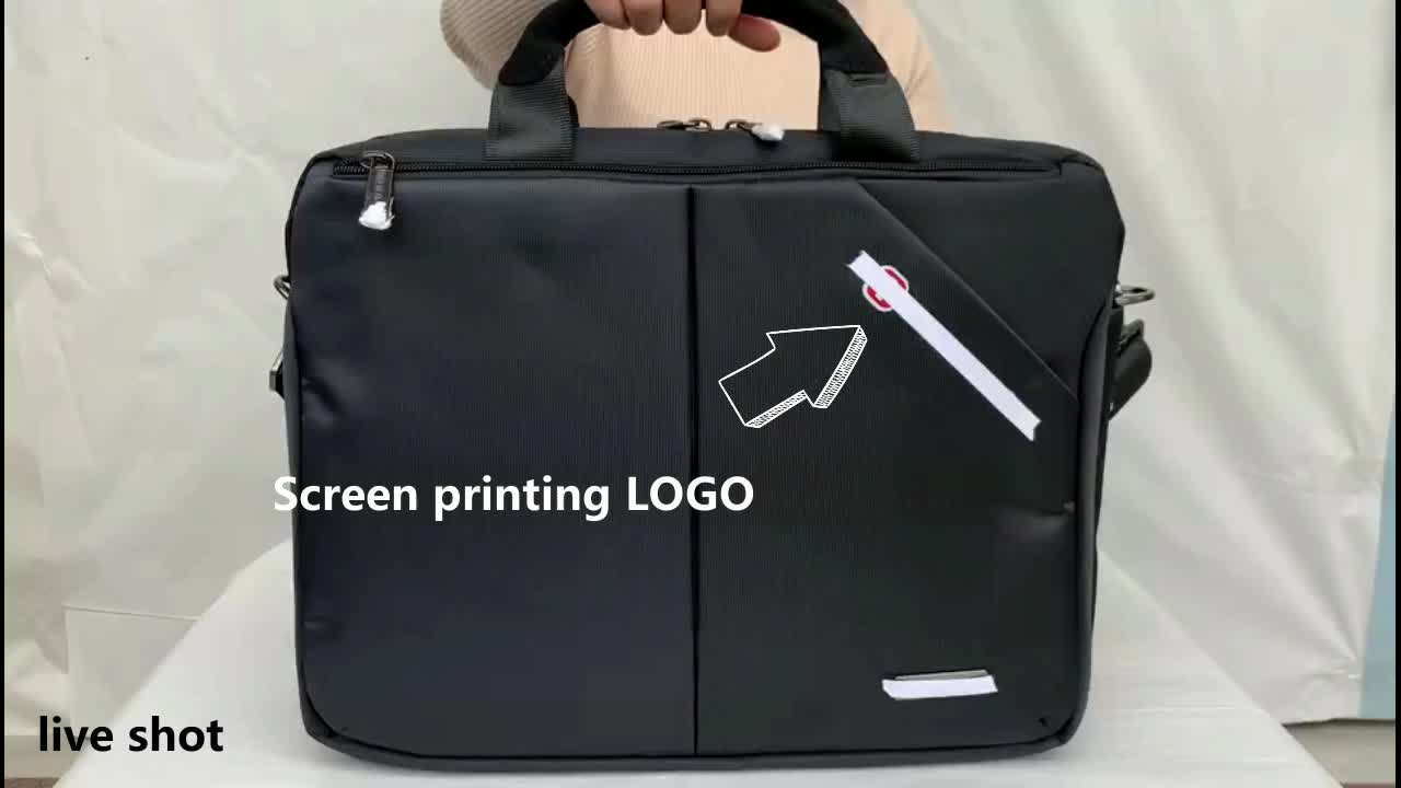 Wholesale quality fashion best branded laptop bag for 15.6 inch laptop