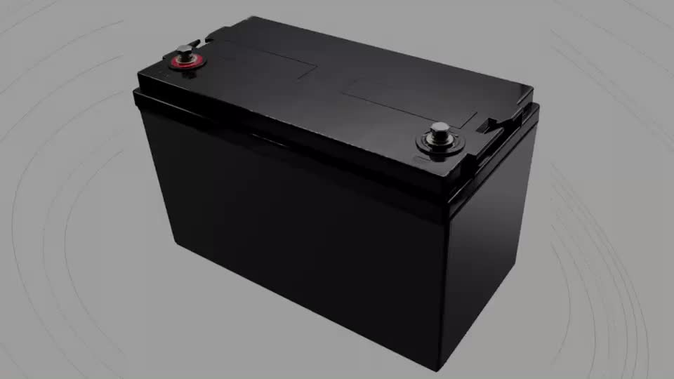 24V 100Ah LiFePO4 8S1P Prismatic Rechargeable Lithium Iron Phosphate Solar Energy Storage Battery Pack with BMS for AGV