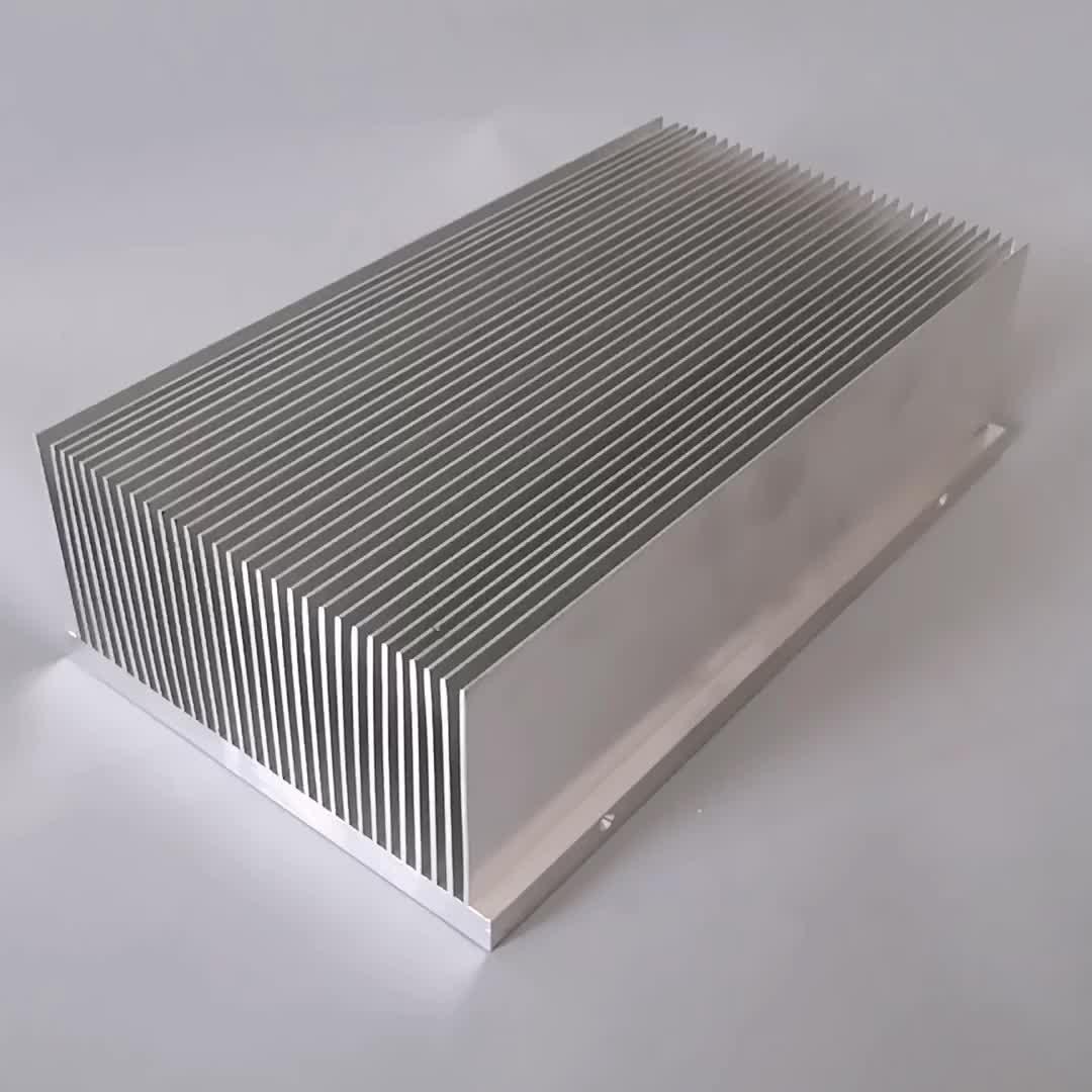 Tinggi Power Up Heatsink 142 (W) * 71.5 (H) * 240 (L) MM