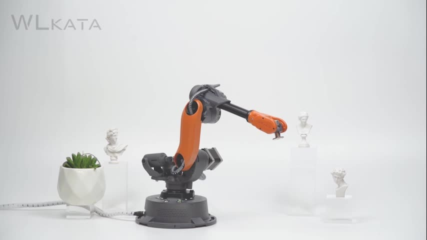 Standard Kit of Wlkata Mirobot Education Industrial 6 axis mechanical robot robotic arm price for sale