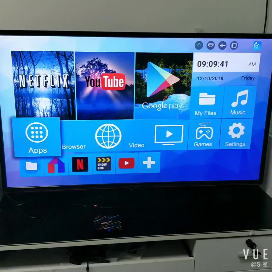 Best option for smart tv