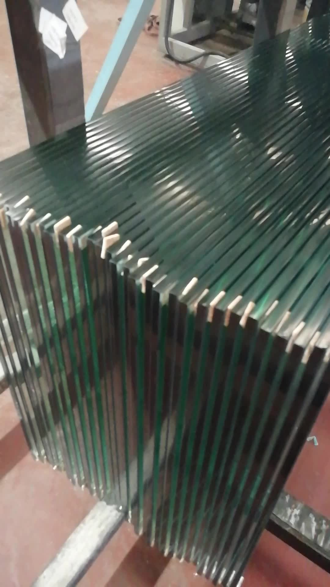 3-19mm SGCC,CGSB Certified laminated Tempered glass manufacturer