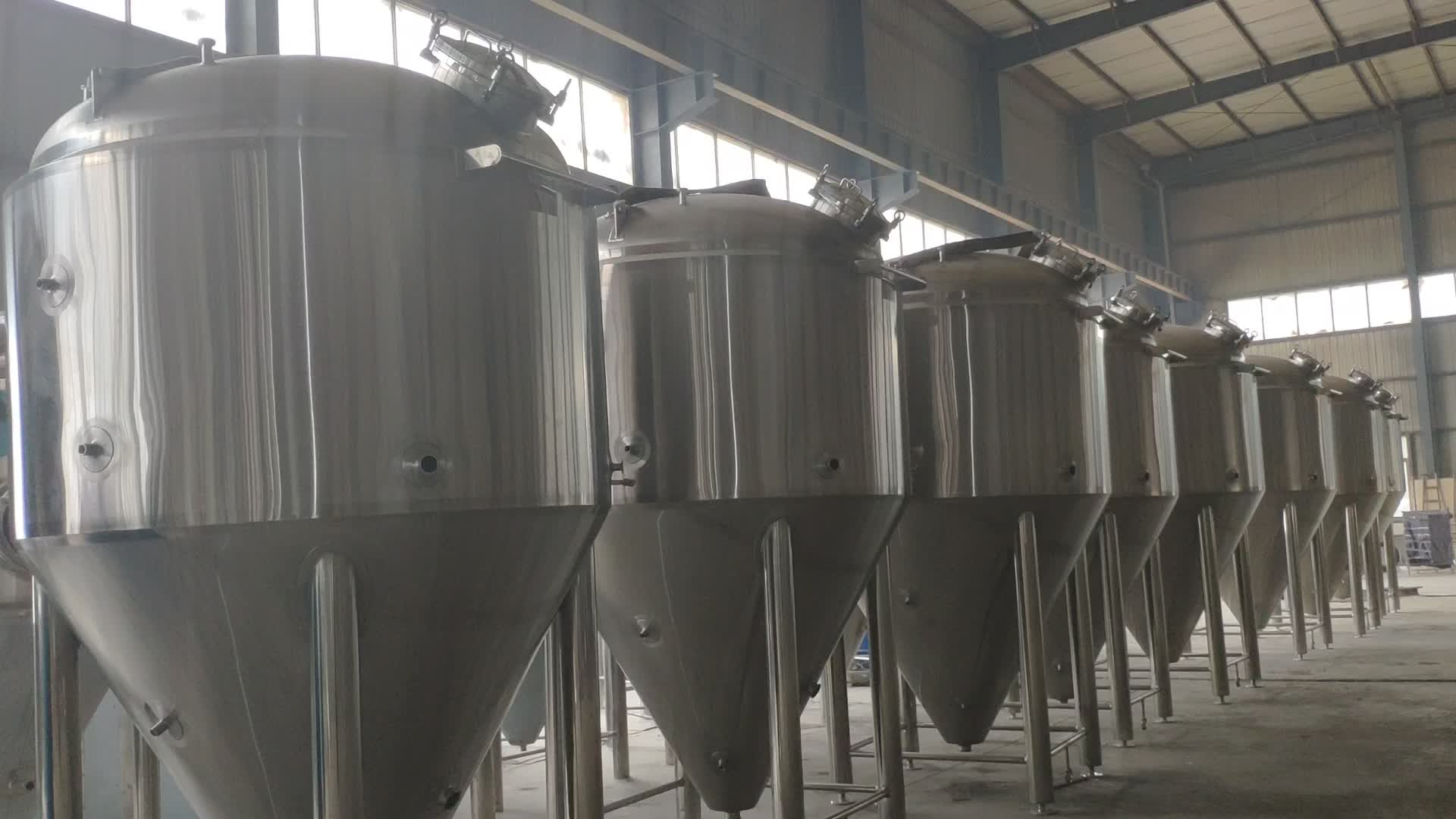 Stainless Steel New Condition TANK