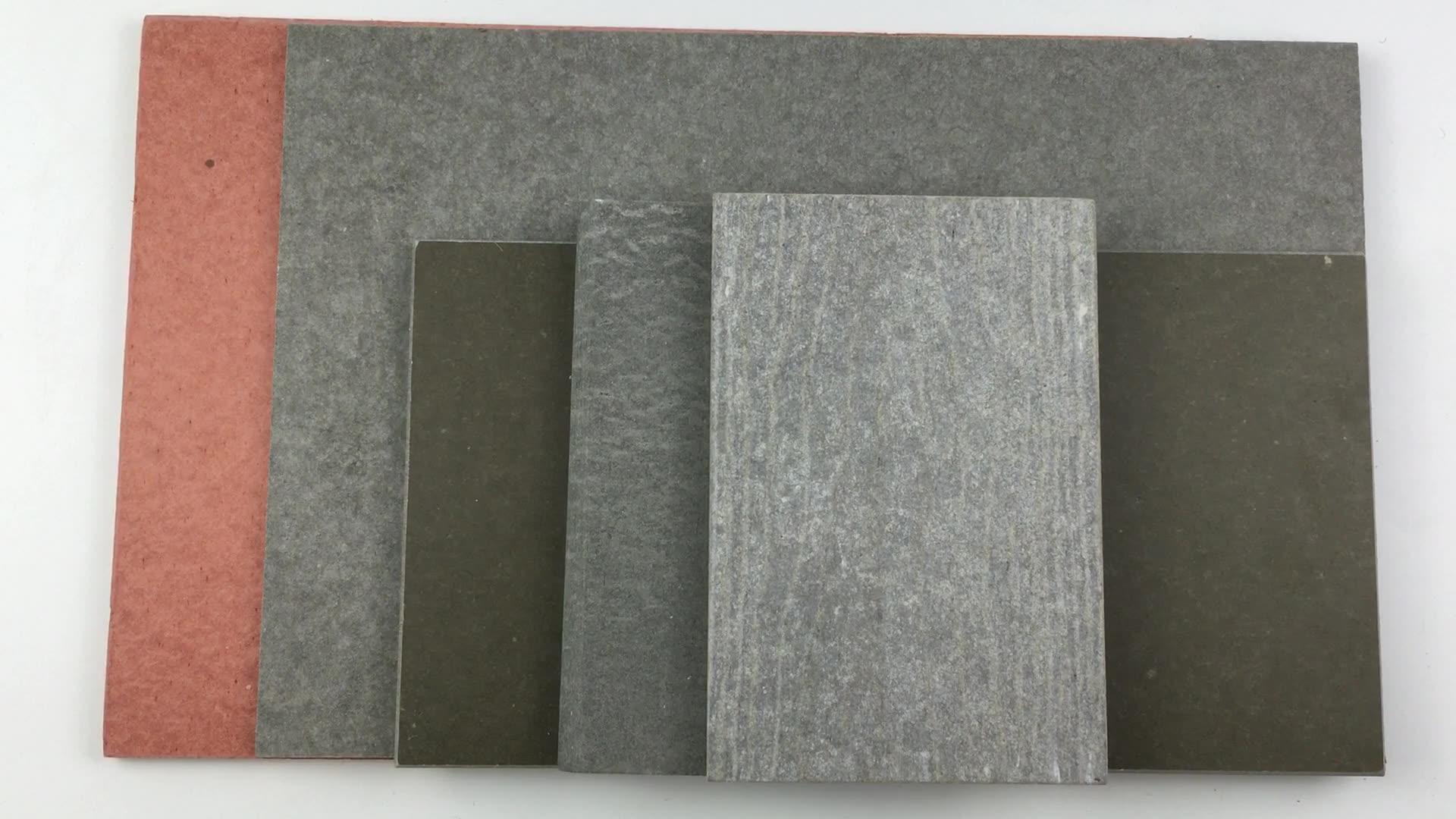 고품질 강화 섬유 시멘트 보드