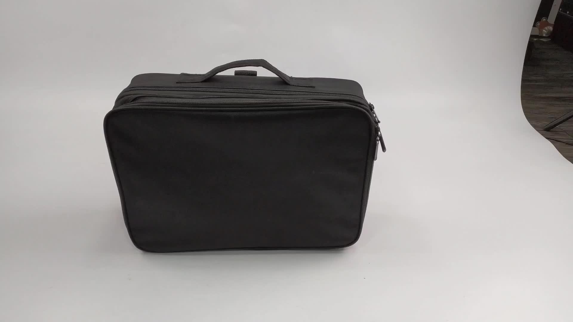 Portable Cosmetic Bag Makeup Case Make Up Travel Bag
