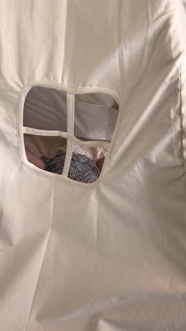 Custom Baumwolle Kinder Tipi Zelt Kinder Schlafen Spielhaus Wigwam Indische Zelt