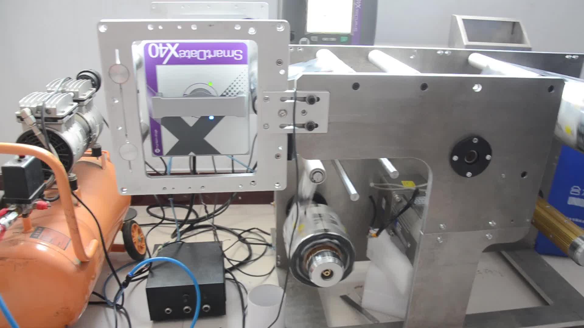 32mm Kyocera thermal transfer printhead assy for Markem 8018 printer