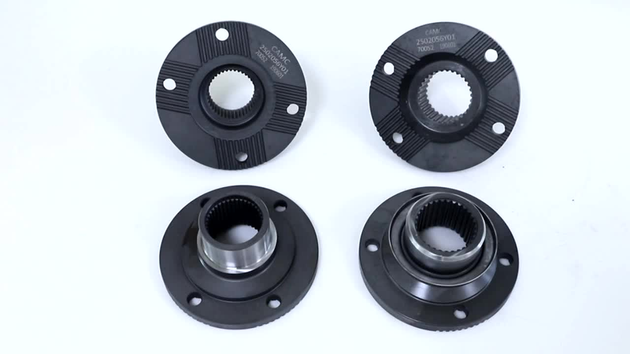 Round Flanged housing for heavy duty vehicle&dumping truck for your drawing