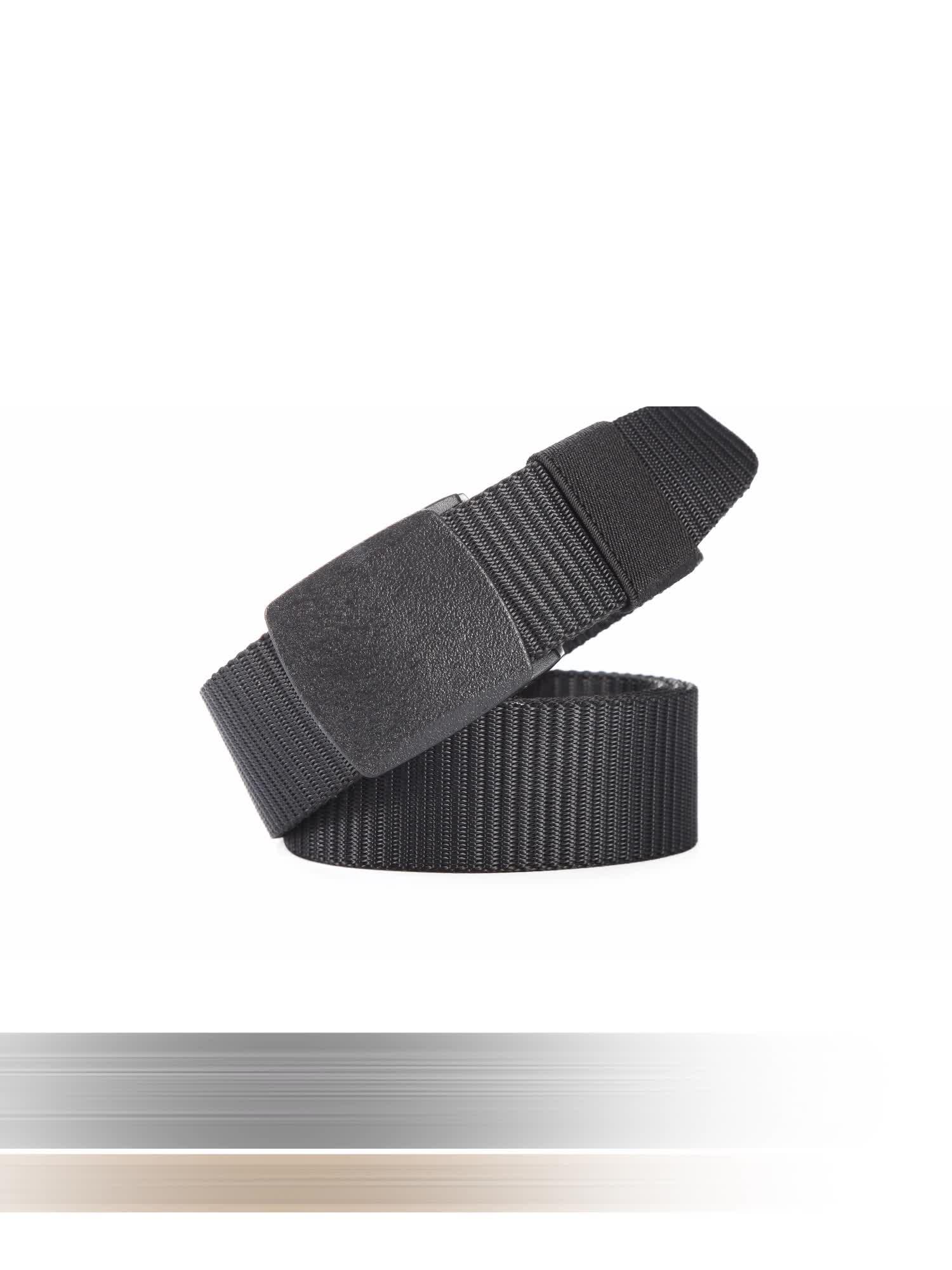 Braided Elastic Men belt Stretch man Belts DP8207B-3
