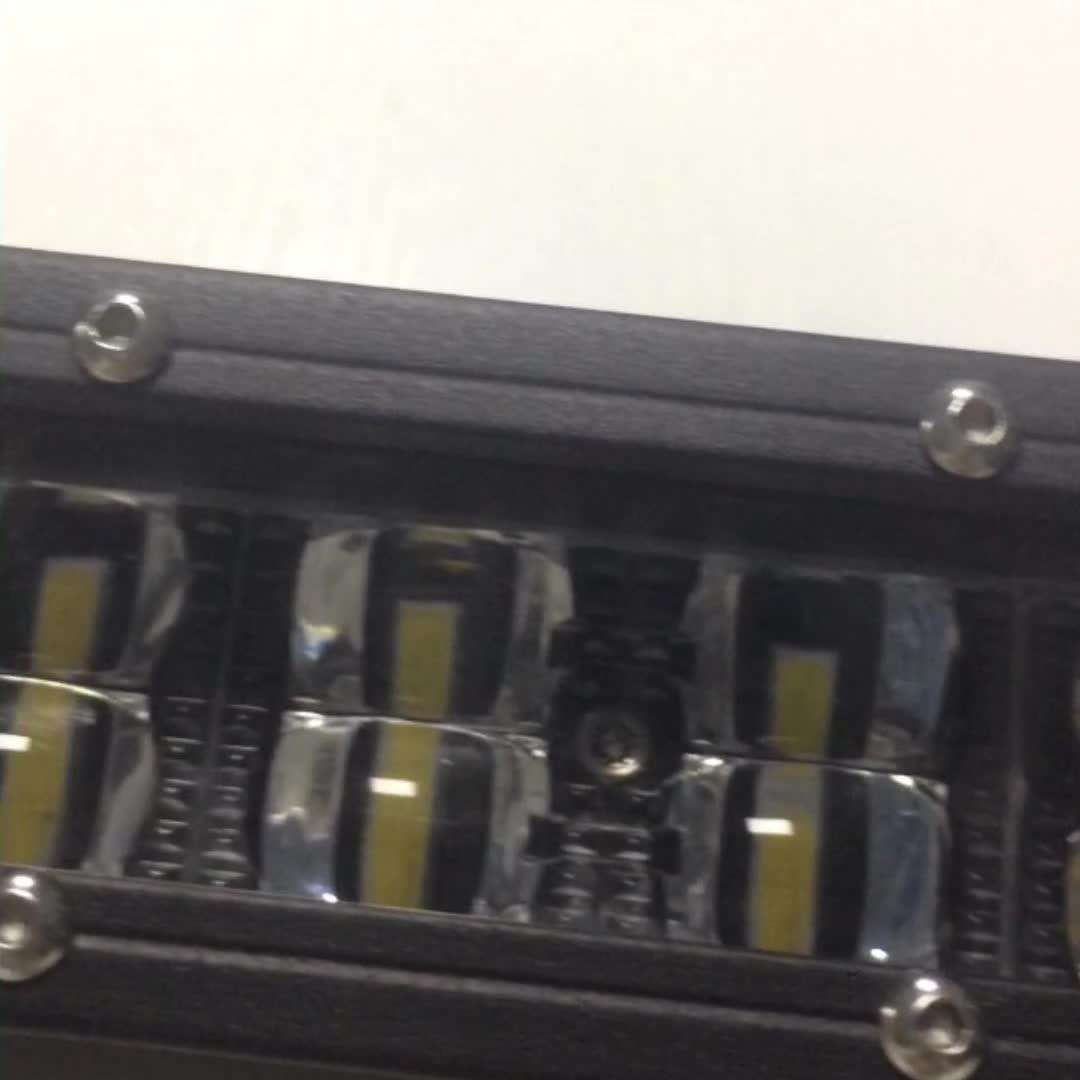 NOVA 6 ''Tow Truck Sottile Singola Fila LED Light Bar