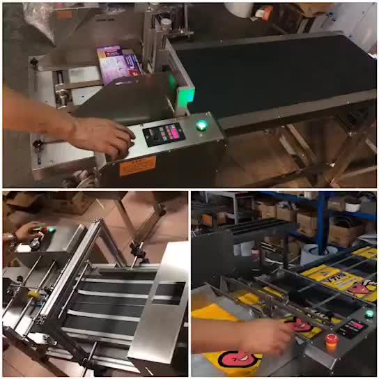 Máy in phun máy in với băng tải trực tuyến máy in phun printerAutomatic Biến Tốc Độ Băng Tải Vành Đai
