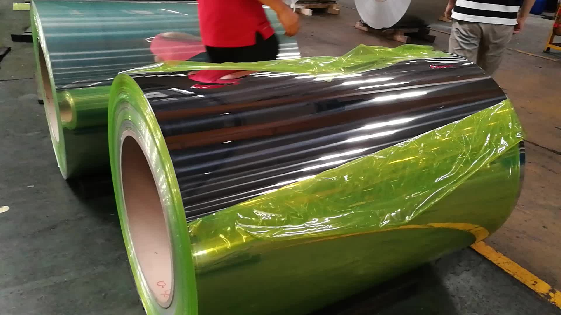 2019 High Quality 0.3mm Roll Aluminum Sheet for building material
