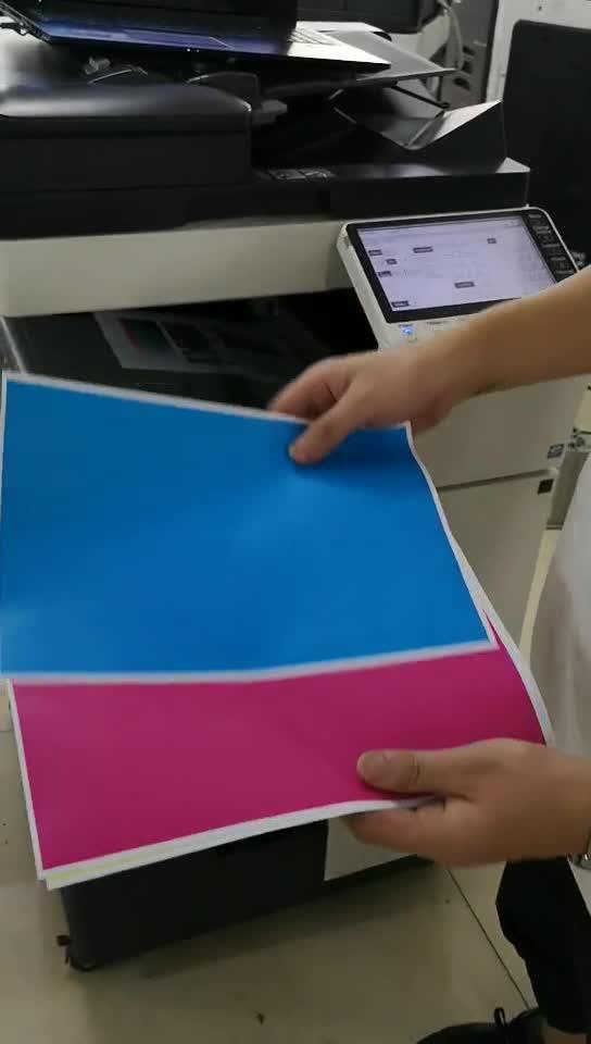 Multifunctionele gebruikt foto copier printer, hoge snelheid fotokopieerapparaat machine voor A5 om A3 +
