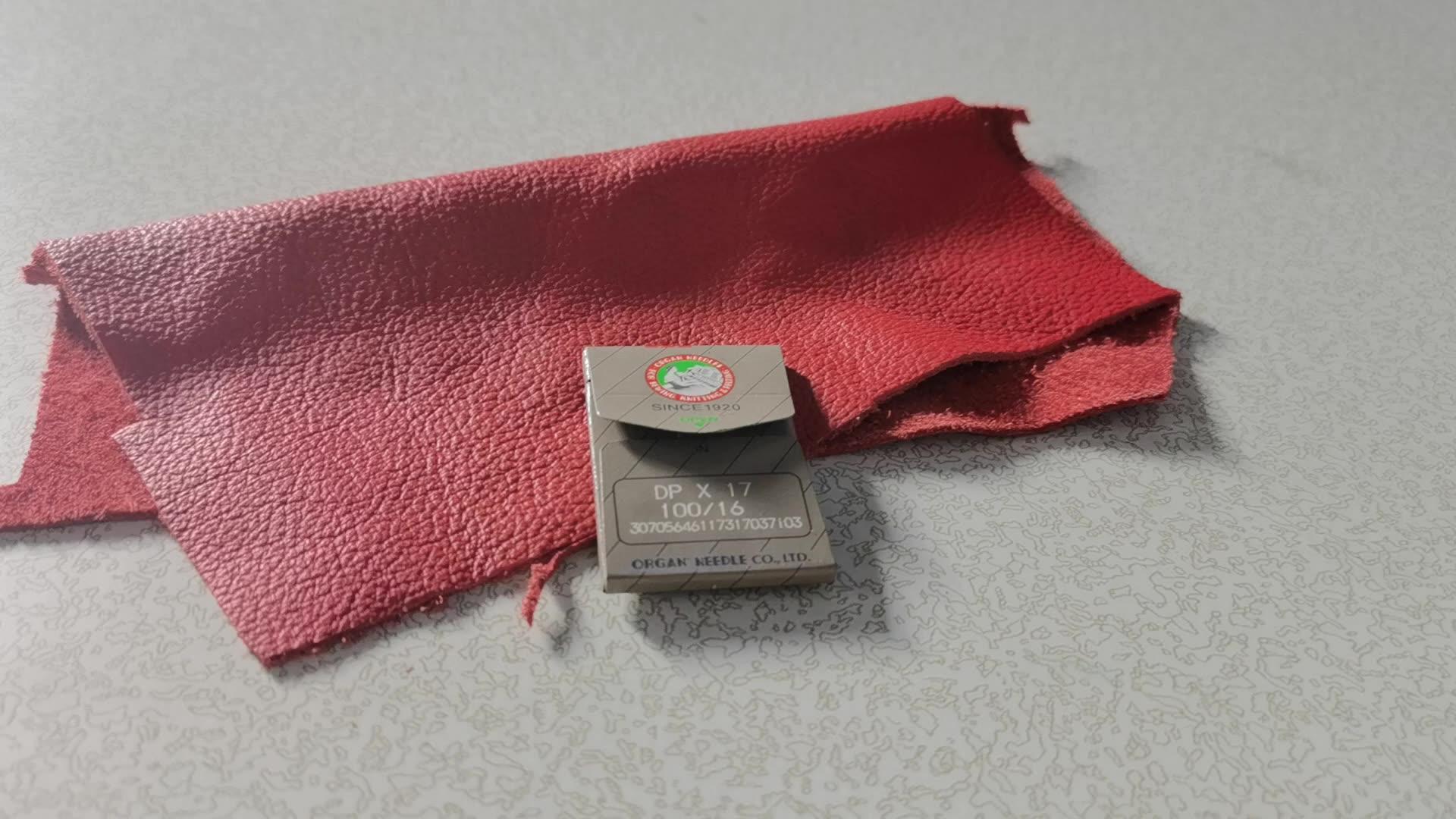 Japan Organ Needles sewing machine needle DP X 17 for sewing machine 135 X 17 140/22 120/ 19 110/18  125/20  130/21  160/23