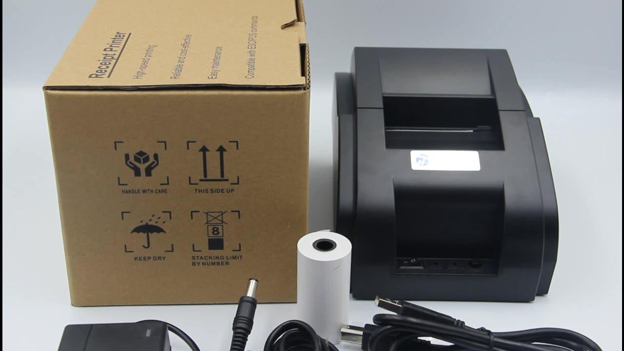 저렴한 가격 58mm usb + 블루투스 슈퍼마켓 안드로이드 열 영수증 프린터