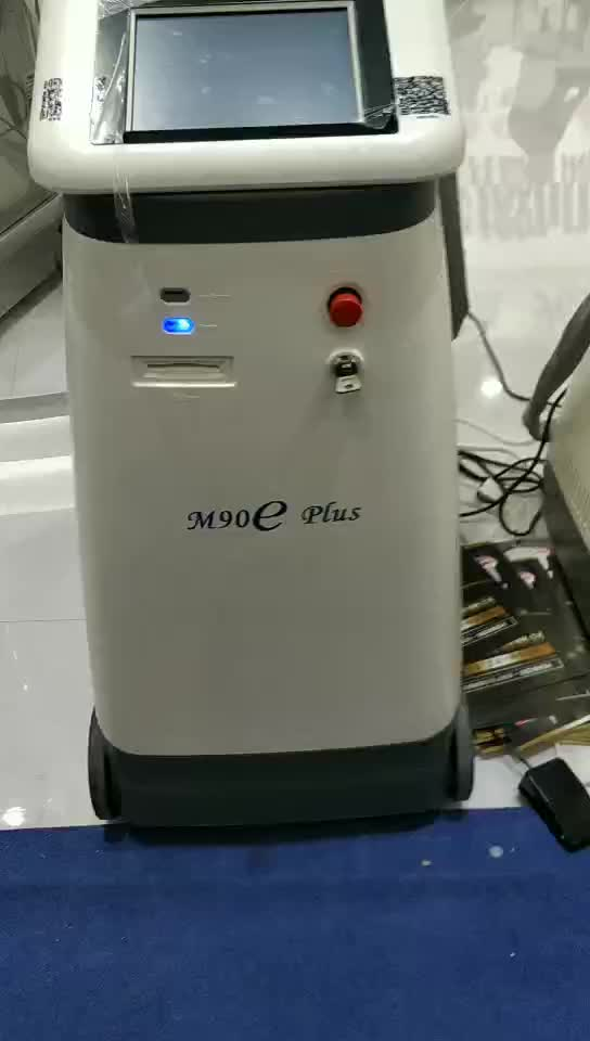 Stationary IPL E-light Hair Removal And Acne Treatment Beauty Machine