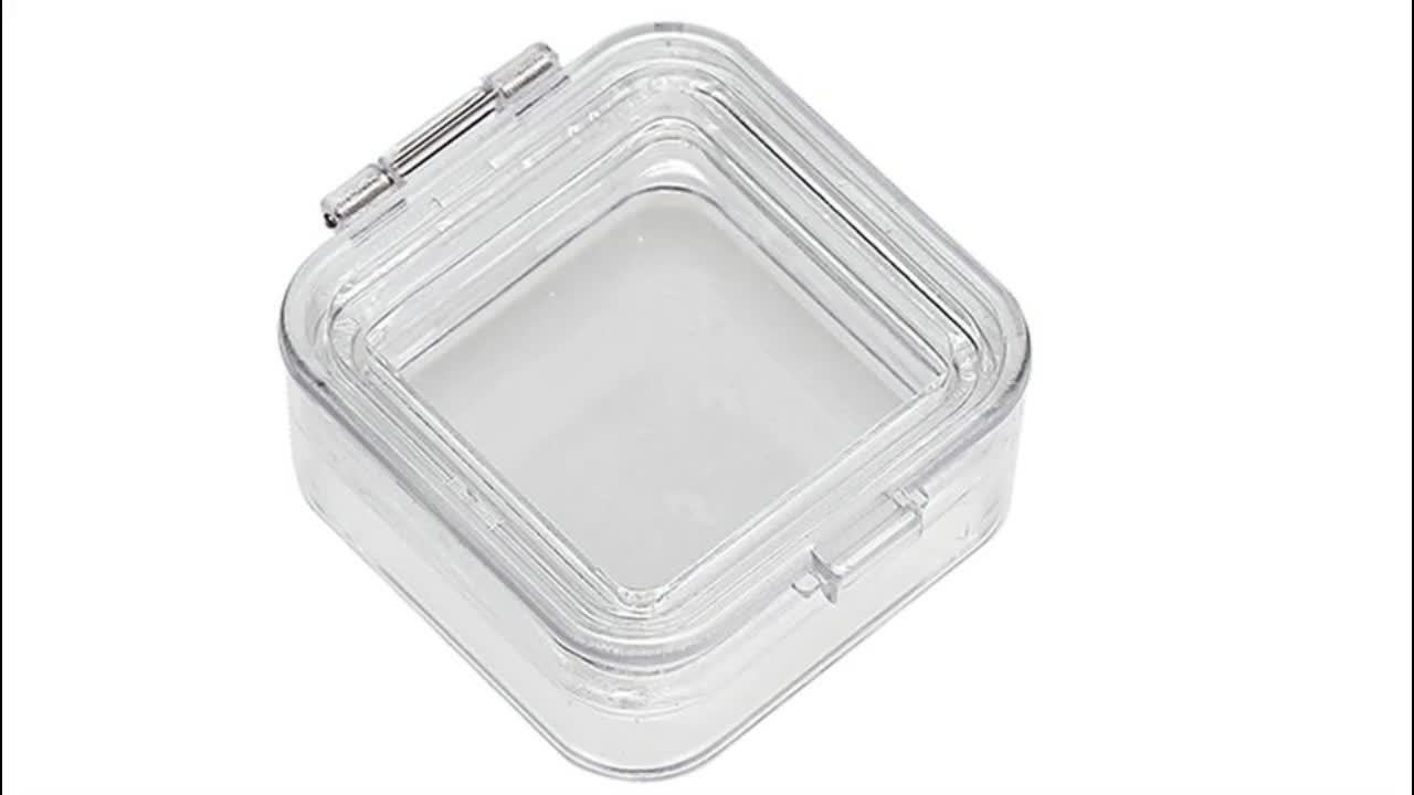 Transparent Dental Box With Membrane Foil Updated Product