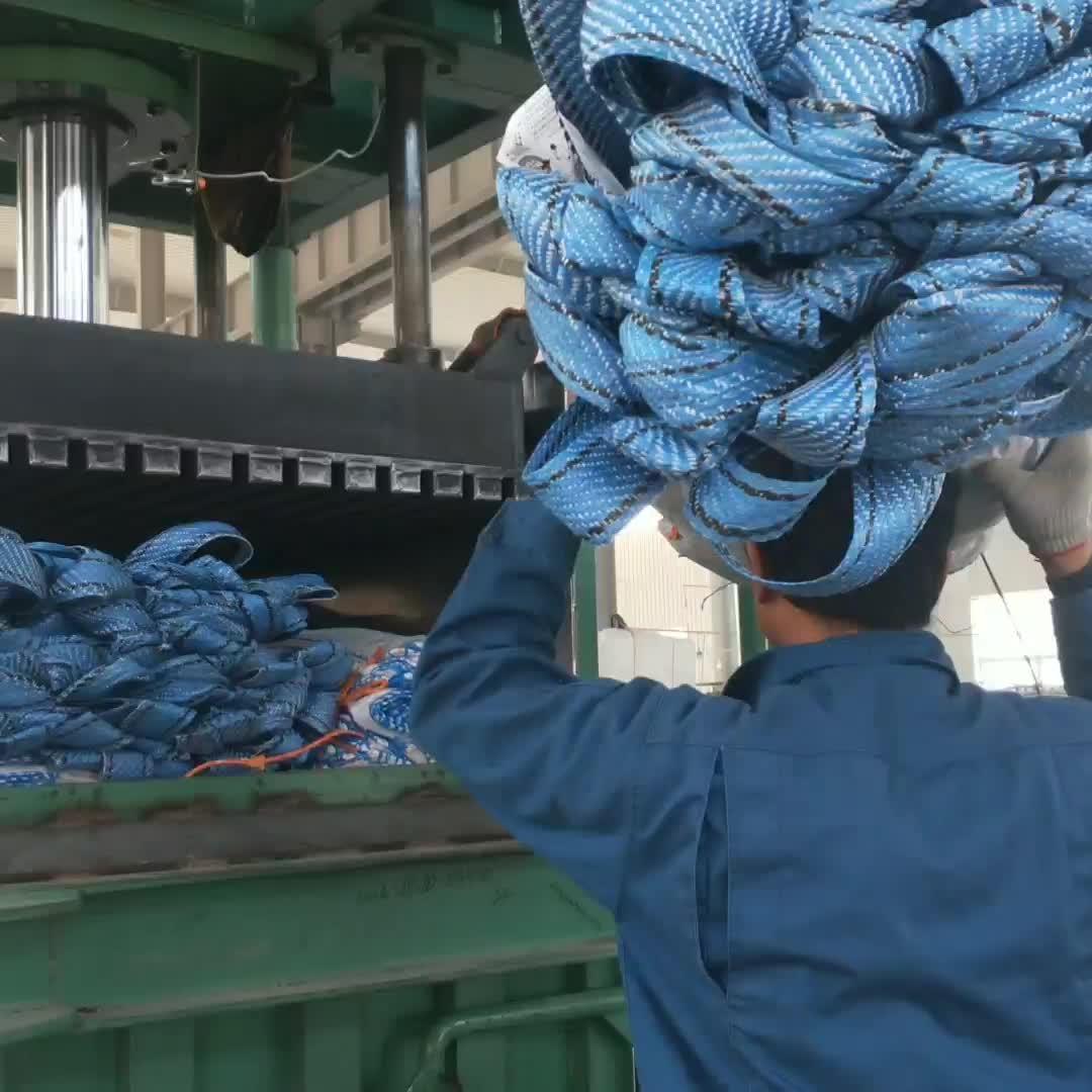 टिकाऊ एक टन पीपी बुना बड़ा बैग के साथ यूवी इलाज के लिए निर्माण सामग्री भंडारण