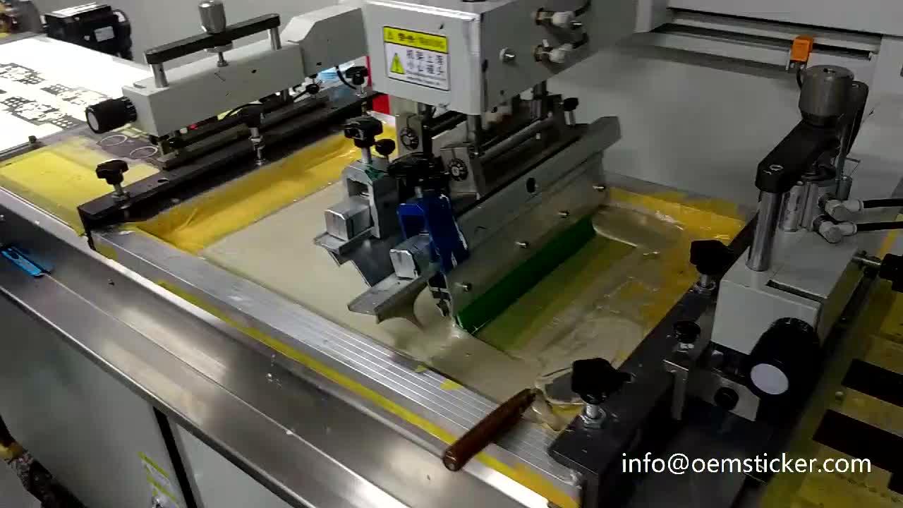 Özel ters baskı kadife polikarbonat film etiket Kontrol ön panel etiket Lexan membran grafik bindirme