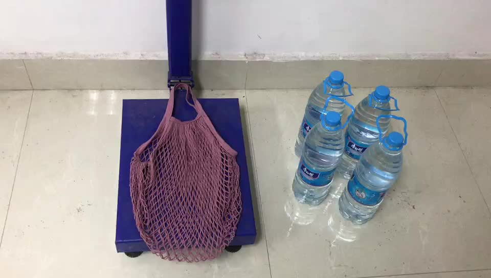 Reusable Fruit Produce Cotton Net Mesh Lining Bag