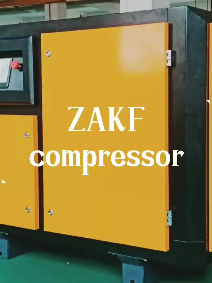 40HP 30KW IP23 screw air compressor electric direct drive compressor machine price for sale