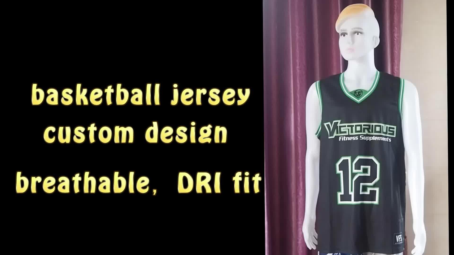 Yeni süblimasyon dijital baskılı üniforma erkek renk kombinasyonu fitilleme gömlek basketbol