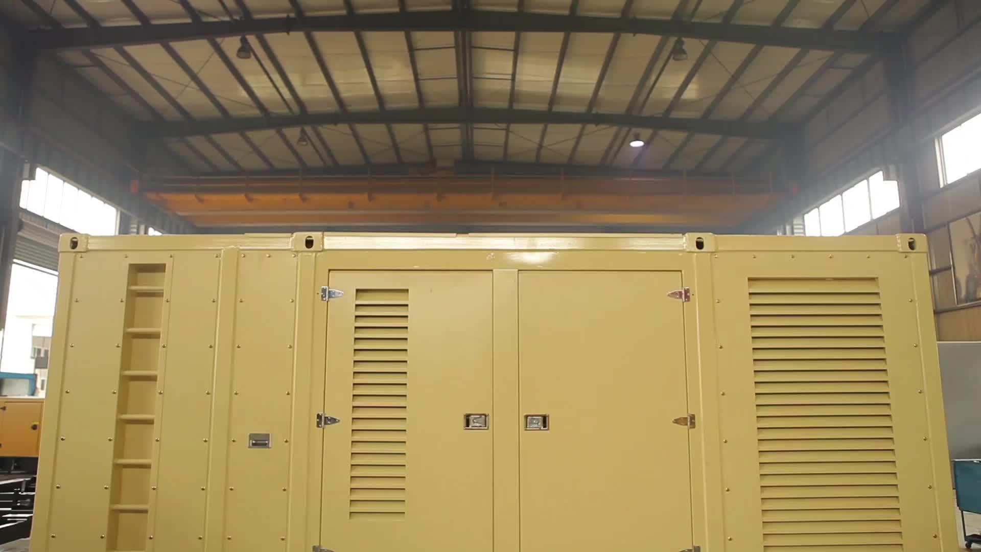 21bar 1250cfm Hoge Druk Schroef Boren Air Compressor