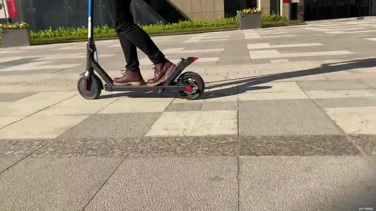 HTOMT Popular Product 2019 Promotion two wheel 8.5inch off-road Mobility Scooter, Hover Board