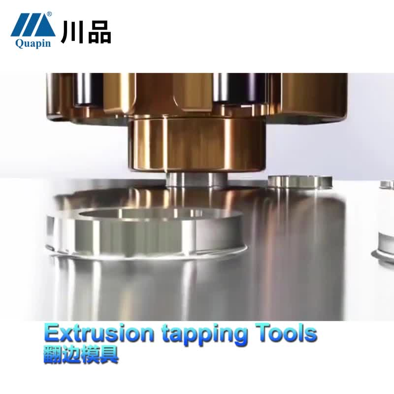 Thin turret forming tooling JFY CNC turret punch Extrusion tapping Tools